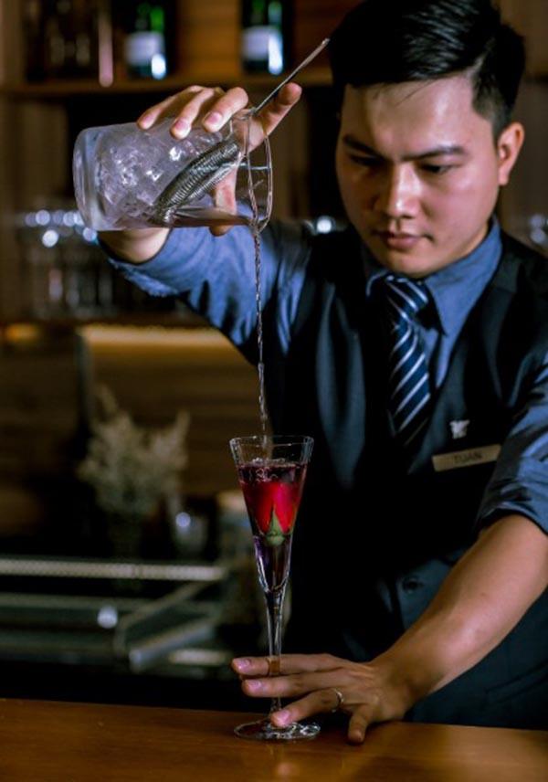 Đồng phục nhân viên bartender nhà hàng