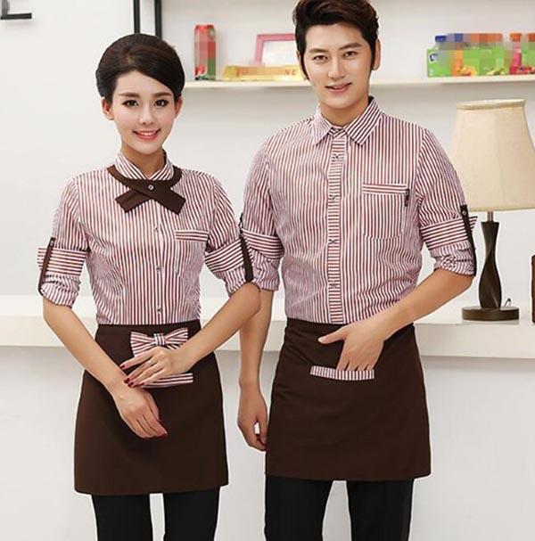 Trang phục nhân viên thoải mái