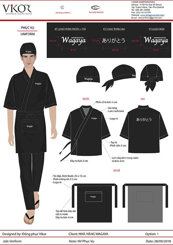 Một thiết kế đậm chất Nhật Bản Wagaya mẫu 2