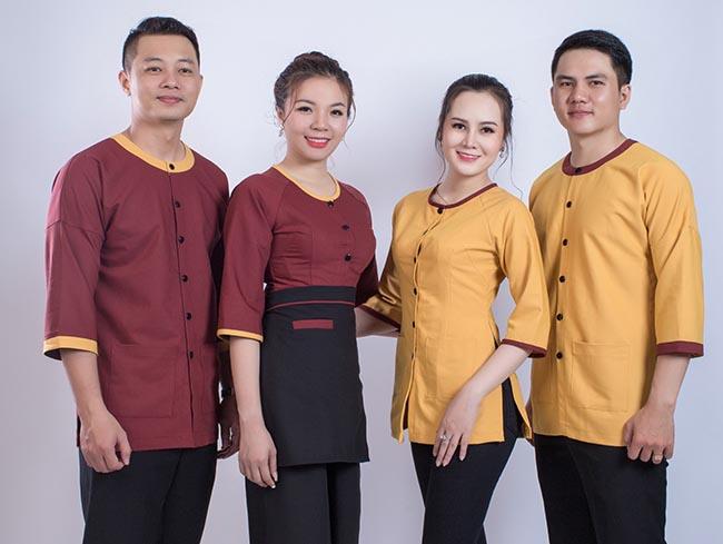Đồng phục nhà hàng Việt Satra