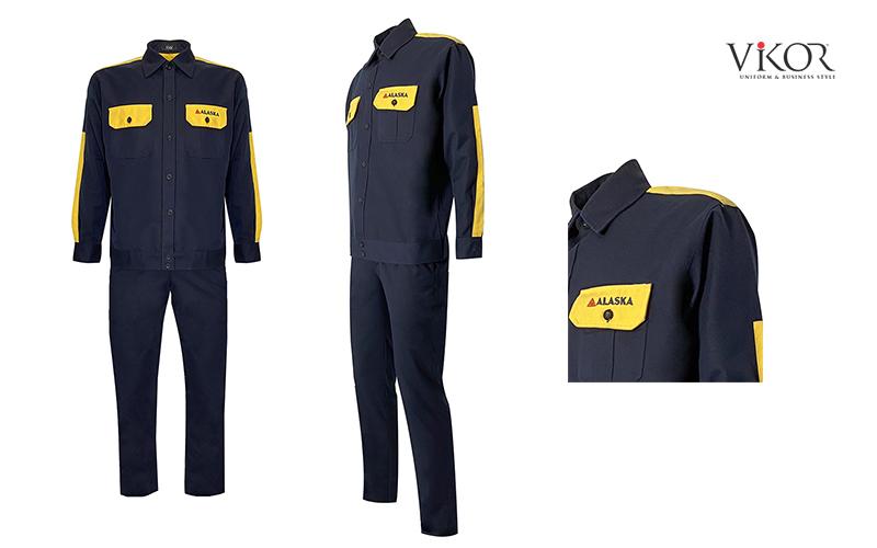 Báo giá đồng phục công nhân