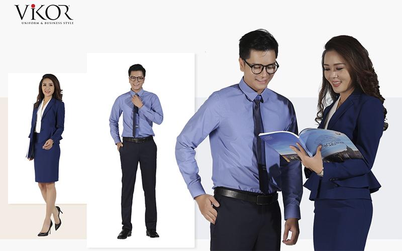 Công ty may đồng phục văn phòng