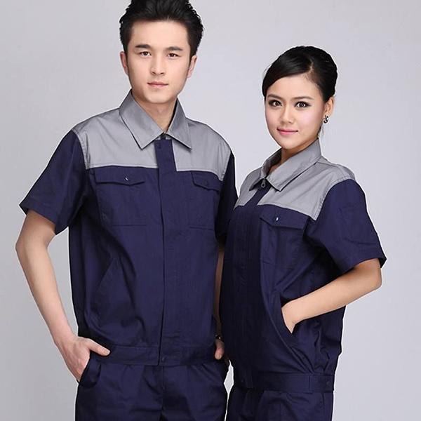Mẫu đồng phục bảo hộ lao động đẹp