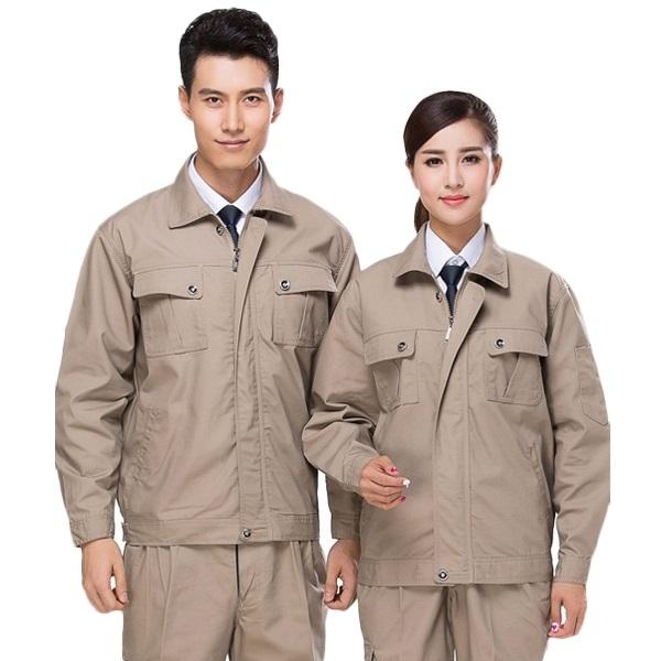 May đồng phục bảo hộ lao động chất lượng