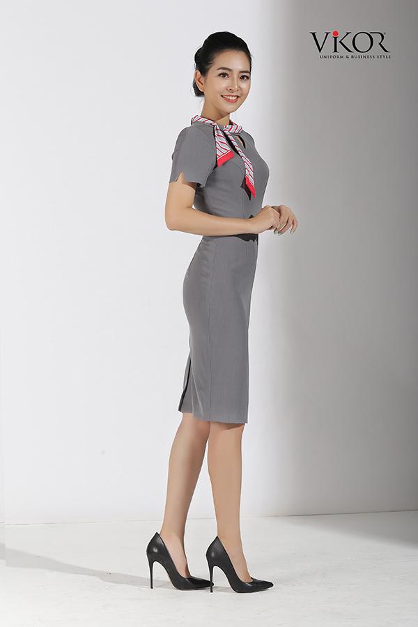 Đầm đồng phục VW53315